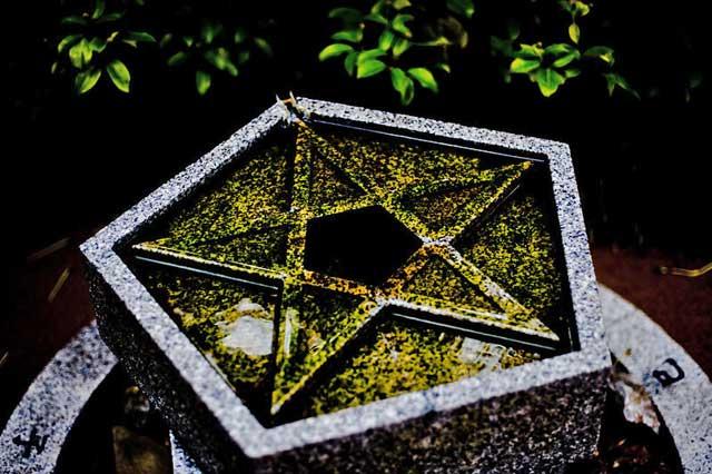 五芒星イメージ