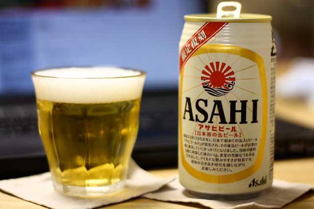 アサヒビールイメージ