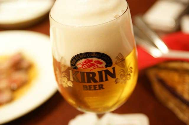 キリンビール生イメージ