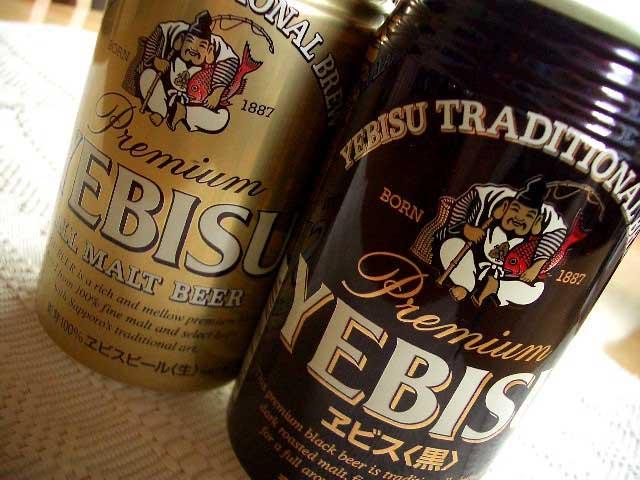ヱビスビールイメージ