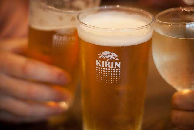 キリン生ビールイメージ