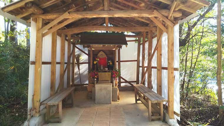 本山寺休憩所