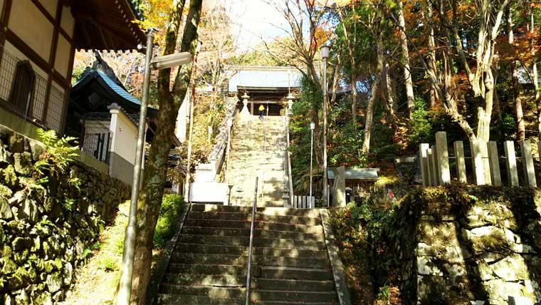 本山寺の会談