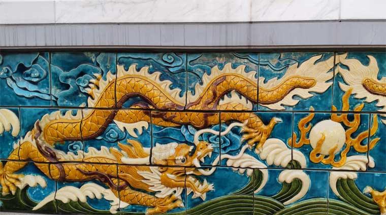 横浜媽祖廟のイメージ